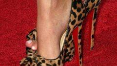 Leopar Desenli Bayan Ayakkabı Modelleri