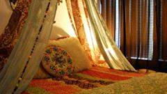 Bohem Yatak Odası Stili