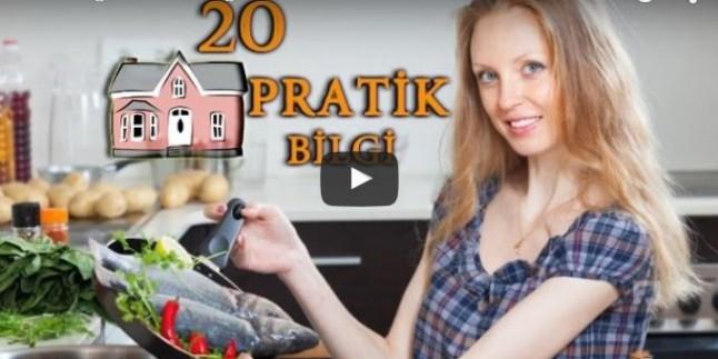 Her Bayanın Bilmesi Gereken Ev ile Alakalı 20 Pratik Önemli Bilgiler