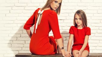 Yeni Sezon Anne Kız Kombinleri Modelleri