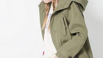 Mango Kız Çocuk Yeni Sezon Kaban, Ceket Modelleri