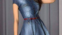 Kot Elbise Modelleri