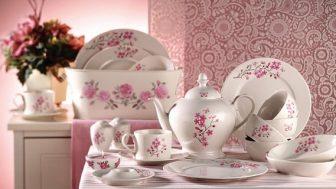Kütahya Porselen Kahvaltı Takımları Modelleri