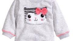 H&M Kız Bebek Yeni Sezon Kıyafetleri Modelleri