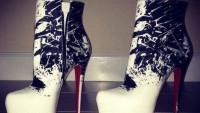 Yüksek Topuklu Bayan Kısa Bot Modelleri