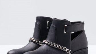 Bershka Yeni Sezon Bayan Ayakkabı Modelleri