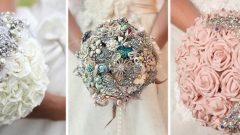 Yeni Moda Gelin Çiçekleri Modelleri