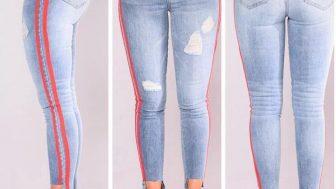 Yeni Sezon Trend Kadın Kot Pantolonları Modelleri